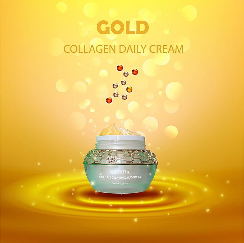 Kem Collagen Vàng