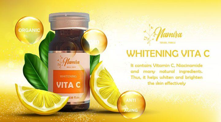 Tinh chất làm trắng Vita C Namira