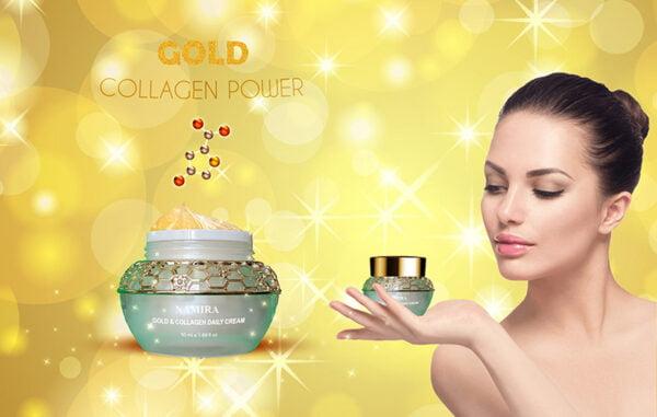 Kem Vàng Collagen Namira