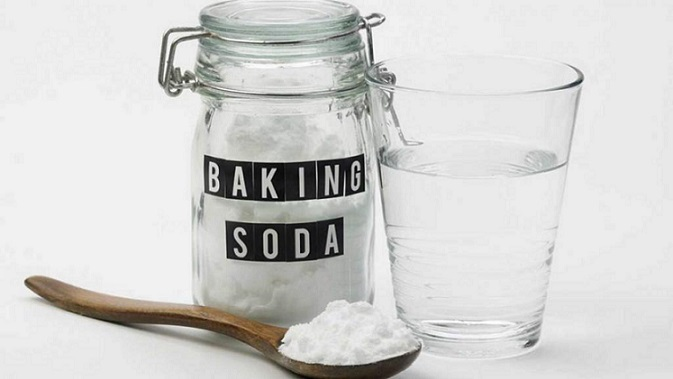 Cách trị mụn tại nhà bằng baking soda
