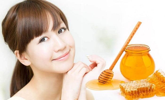 Cách trị mụn thâm bằng mật ong
