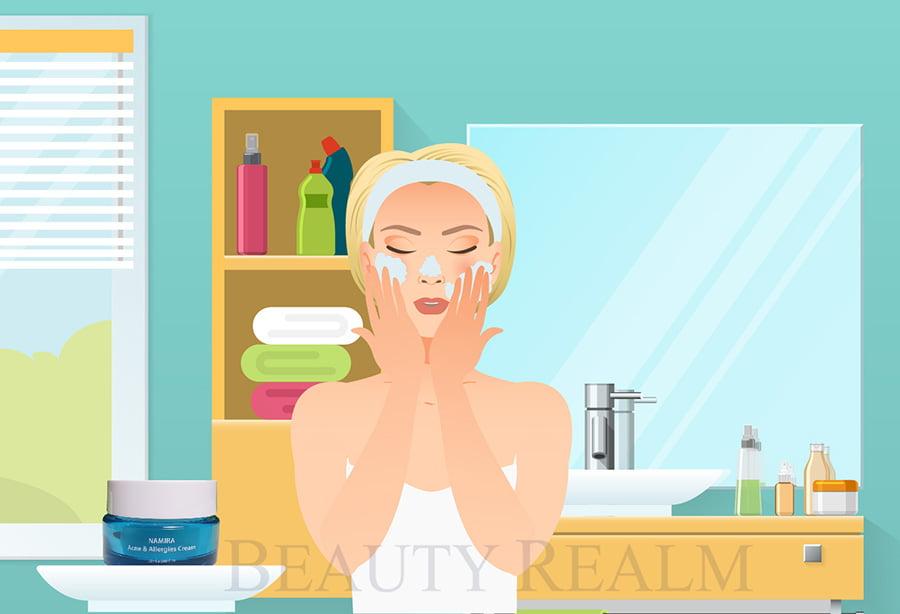 Sản phẩm trị mụn kem dưỡng cho da mụn