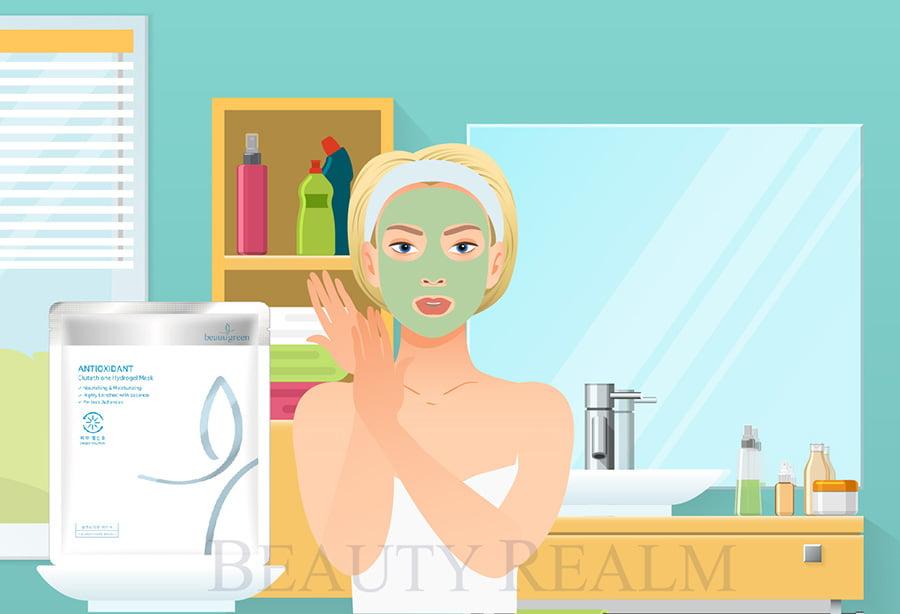 Sản phẩm trị mụn mặt nạ cho da mụn