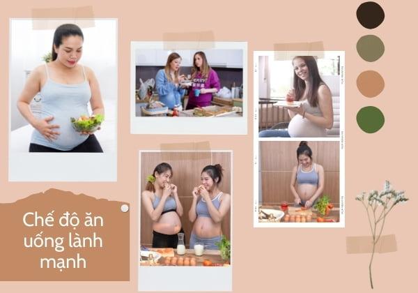 Chế độ ăn lành mạnh ngăn ngừa rạn da